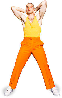 Orange Lauv