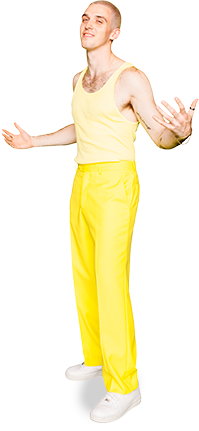 Yellow Lauv